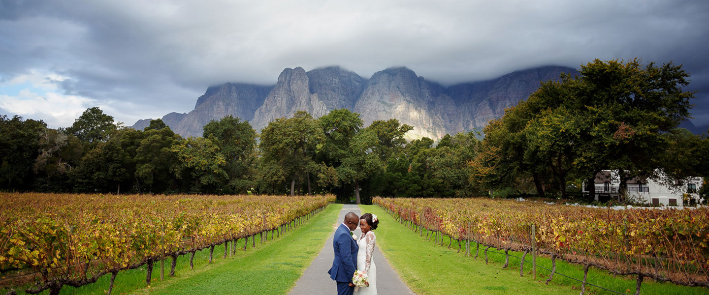 Find Wedding Venues Around South Africa