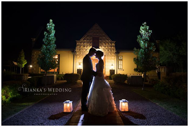 De Hoek Country Hotel Johannesburg Wedding Venue
