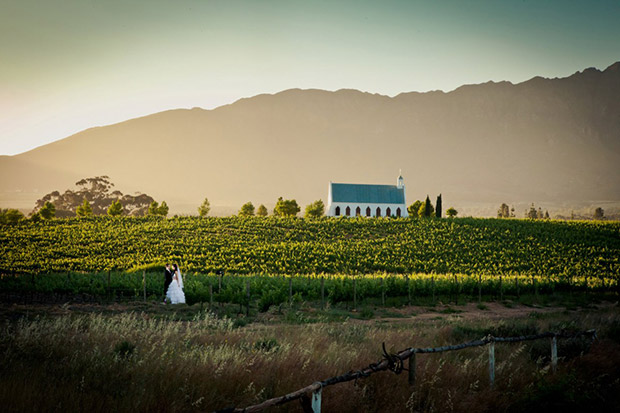 Montpellier De Tulbagh Country Wedding Venue