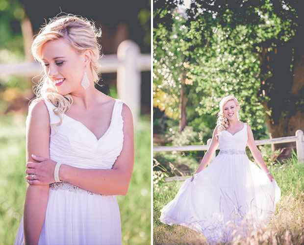 Bridal Portrait at Zorgvliet Wedding Venue by Ever Ever Photography