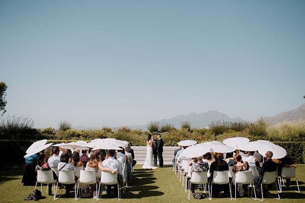 Cavalli wine estate wedding