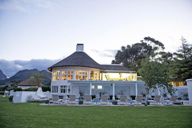 Mont Rochelle Estate Franschhoek Wedding Venue Hotel