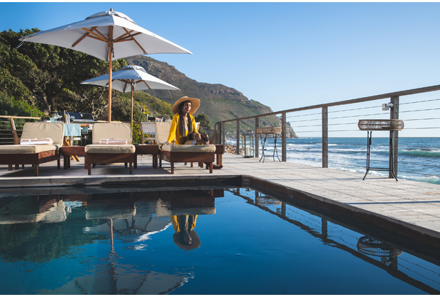 Tintswalo-Atlantic-Wedding-Venue-Chapmans-Peak-Cape-Town-Pool-Area-View