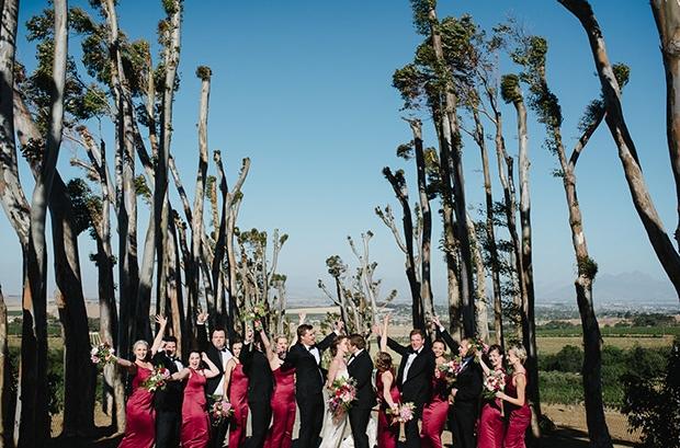 Cape Town Winelands Wedding Venue Eureka Estate