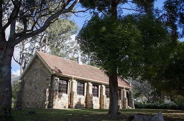 The Range Cape Town Wedding Venue Stone Chapel