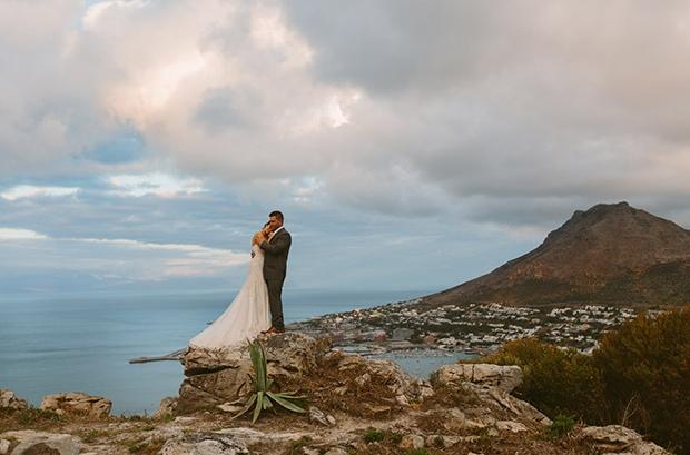 Blue Horizon Estate Wedding Venue Cape Town Seaside with Spectacular Mountian Views Simonstown