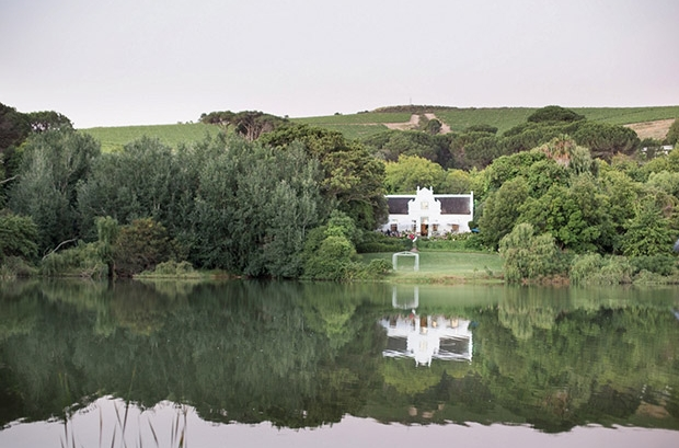 Zevenwacht Winelands Wedding Venue Cape Town Stellenbosch View