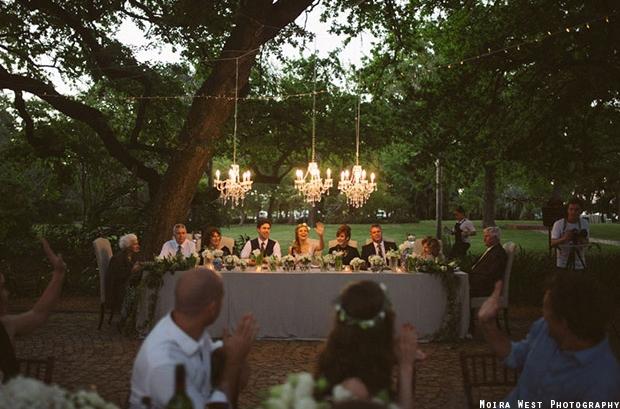 Cape Town Winelands Wedding Venue Nooitgedacht Outdoor Chandelier