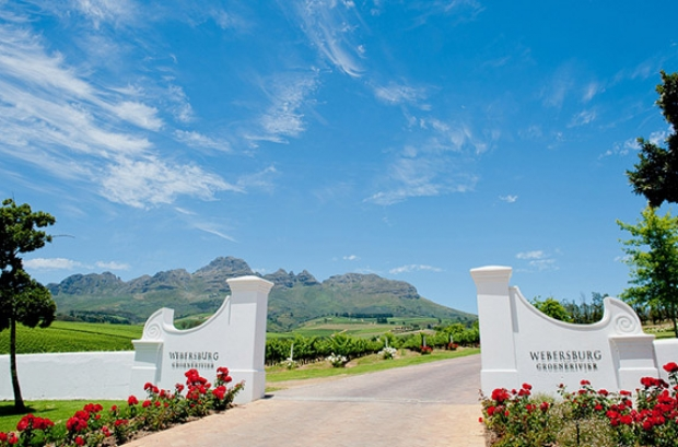 Stellenbosch Wedding Venue Webersburg Winelands