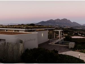 Landtscap Wedding Venue Stellenbosch Venue Pink Sunset