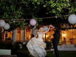Rhebokskloof Paarl Wedding Venue Couple Dance