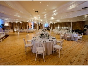 Cape Town Winelands Wedding Venue Elegant Ballroom Reception