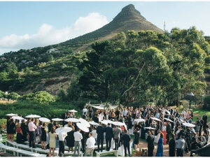 Suikerbossie Restaurant Wedding Venue Cape Town