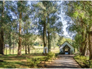 Cranford Country Lodge KZN Wedding Venue Chapel in the Trees