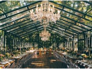 Die Woud Wedding Venue Caledon Western Cape Reception Area Glass-House