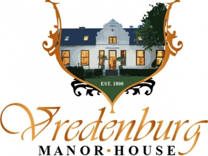 Vredenburg Manor House Logo and Branding White Background