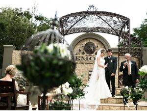 Memoire Wedding Venue Muldersdrift Pretoria Outdoor Ceremony