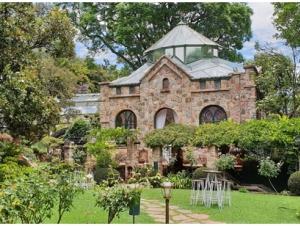 Shepstone Gardens Wedding Venue Johannesburg Outside View