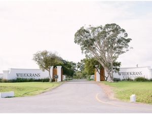 Wildekrans Wine Estate Wedding Venue Botrivier Western Cape Main Entrance