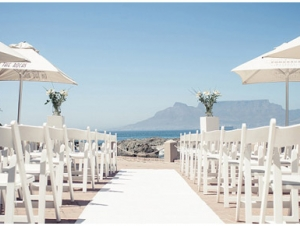 Cape Town Beach Wedding Venue
