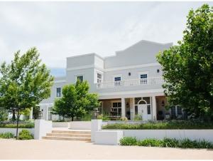 Nantes Estate Wedding Venue Paarl Cape Town Building Facade
